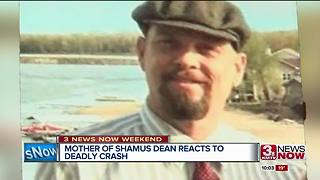 Family of Shamus Dean talks about crash - Video