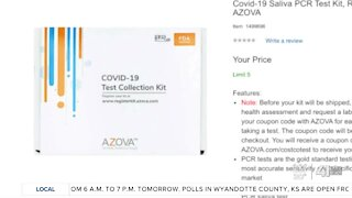 Costco selling COVID-19 test kits online; are they reliable?