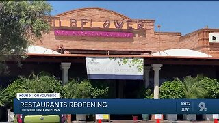 Tucsonan Sam Fox needs two weeks to reopen restaurants