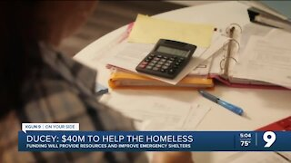 Arizona Governor: $40M to help prevent homelessness in Arizona