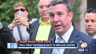Rep. Hunter resigns from Congress