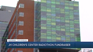 Annual radiothon helps kids fighting for their lives at Johns Hopkins Children's Center