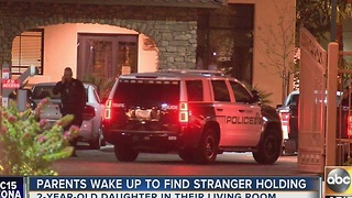 PD: Tempe couple finds burglary suspect in home holding their baby; Oren Cohen taken into custody - Video