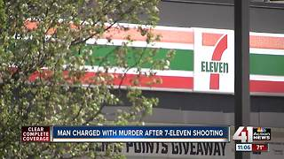 Suspect charged in deadly 7-Eleven shooting - Video