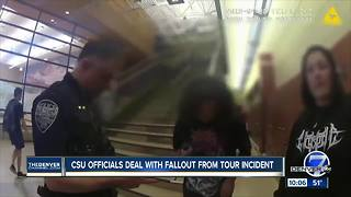 Colorado State Univ. 'deeply regrets' Native American teens' tour experience, offers reimbursement - Video
