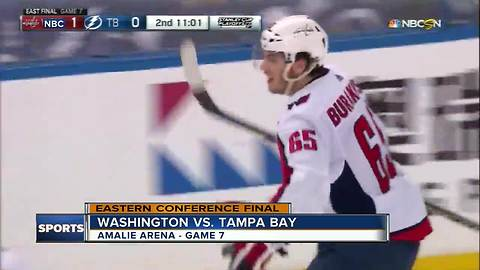 Alex Ovechkin and Braden Holtsby shine in Game 7, Washington Caps beat Tampa Bay Lightning 4-0