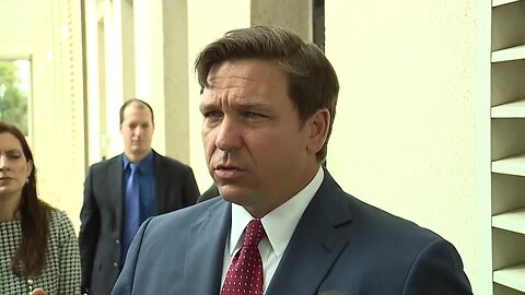 Gov. DeSantis says he learned NY patient with COVID-19 traveled to Florida through news media