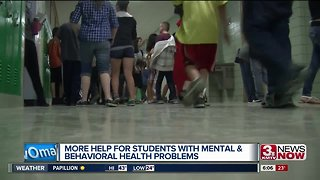 Nebraska schools adding more mental health help