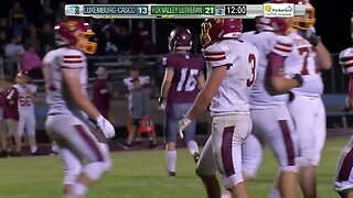 Sports Showdown Week 2: Luxemburg-Casco vs Fox Valley Lutheran (Part 2)