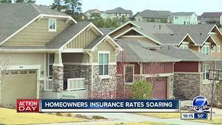 Colorado home insurance rates rising among fastest in the nation - Video