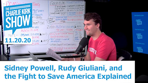 Sidney Powell, Rudy Giuliani, and the Fight to Save America Explained