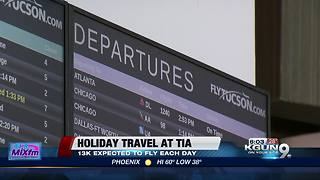 Air travelers ready for busy holiday weekend - Video