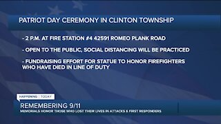 These events will honor 9/11 victims, first responders across metro Detroit