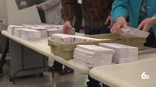 Idaho officials ensure ballot security
