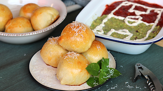 Awesome appetizers: How to make cheeseburger balls