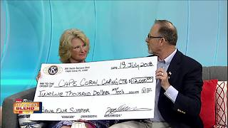 Cape Coral Caring Center and Kiwanis - Video