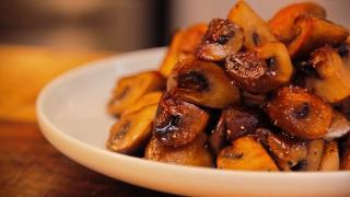 Perfect Sautéed Mushrooms - Video