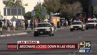 Arizona couple visiting Las Vegas returning with broken hearts - Video