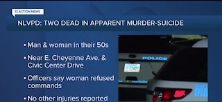 NLVPD: Two people dead in apartment murder-suicide