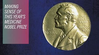 5 ways to explain the Nobel prize in Medicine - Video