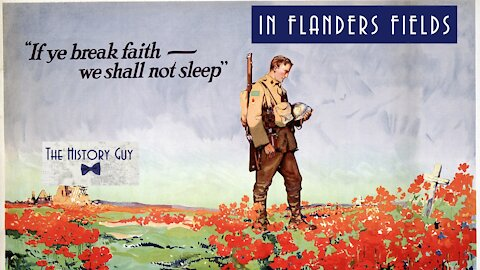 Canada, the Great War, and Flanders Fields