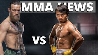 Manny Pacquiao vs Conor Mcgregor????