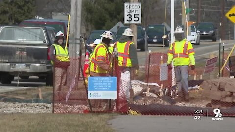 Work begins on controversial Hamilton County Duke Energy pipeline