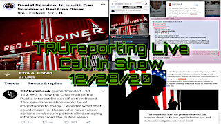 TRUreporting Live Call In Show 12/28/20