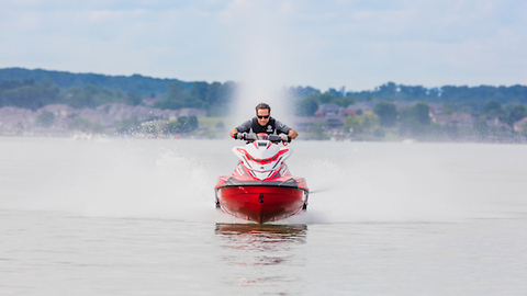 Yamaha GP 1800 WaveRunner is the best in speed and control