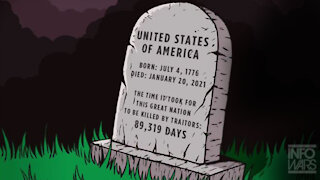 See America's Death Certificate: July 4, 1776 - January 20, 2021