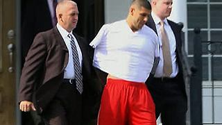 """Former NFL Player """"Aaron Hernandez"""" Found Dead In Prison Cell"""