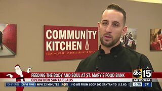 St. Mary's Community Kitchen helps individuals