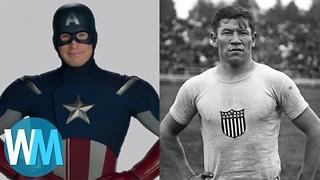 Top 10 Historic People Who May Have Been Superheroes - Video