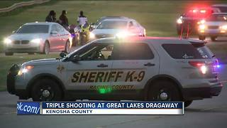 Investigation continues into shooting at Great Lakes Dragaway - Video