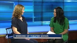 Weekend of theater shows in Milwaukee - Video