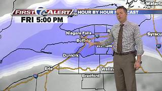 7 First Alert Forecast - 2/9, 5 a.m. - Video