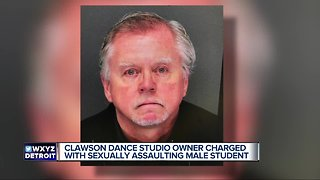Clawson dance studio owner accused of sexually assaulting minor student