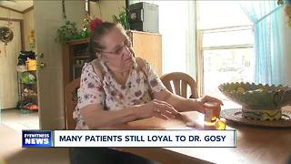 Gosy patients remain loyal - Video