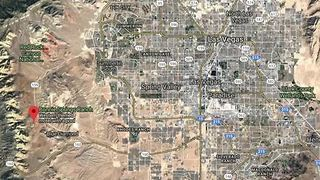 Woman's body found in wash near Bonnie Springs - Video