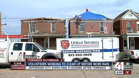Volunteers in Jefferson City 'helping put people's lives back together'