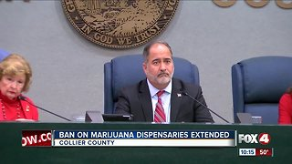 Collier votes down medical marijuana proposal - Video