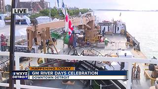 GM River Days - Video
