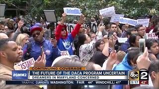 Dreamers weigh in on DACA debate - Video