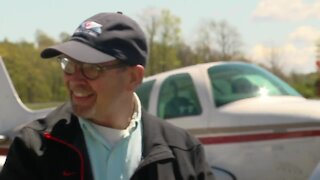'Angel' takes Akron man under wing, flies to Baltimore for medical treatments