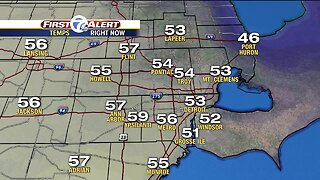 Cooler weather on the way