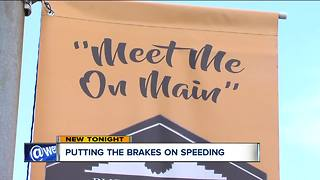Ashtabula business owners fed up with speeding downtown - Video