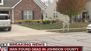 Man found dead in Greenwood - Video