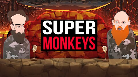 SUPER MONKEYS!! ||BUER BITS||