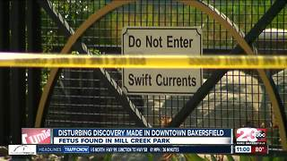 BPD makes a disturbing discovery in downtown Bakersfield - Video