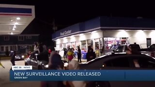 New surveillance, witness video released from violence during protests
